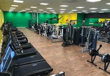 Gym at Jeffrey Humble FC Image 1 of 8