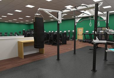 Gym at Jeffrey Humble FC Image 4 of 8