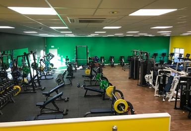 Gym at Jeffrey Humble FC Image 3 of 8
