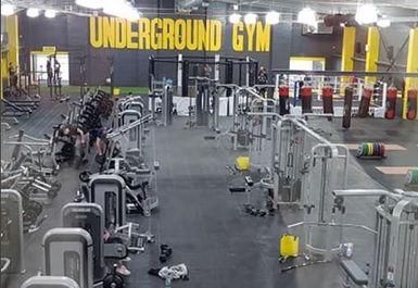 Underground Gym Tunbridge Wells Image 2 of 3