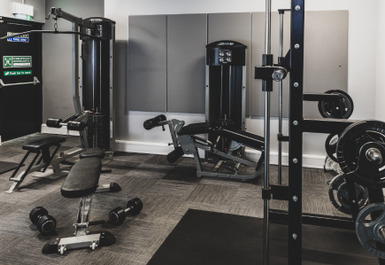 Pace Health Club Manchester