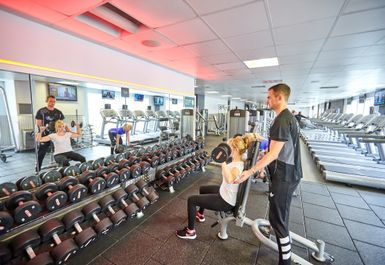 Welcome Gym High Wycombe Image 1 of 3