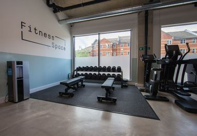 Fitness Space Surrey Quays Image 1 of 10