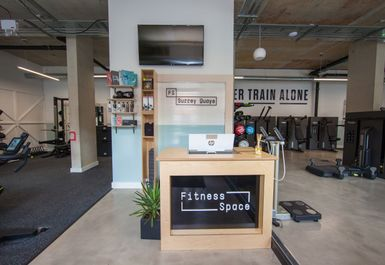 Fitness Space Surrey Quays Image 2 of 10