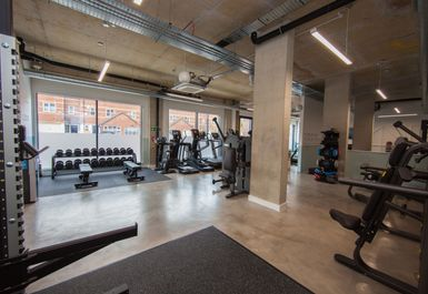 Fitness Space Surrey Quays Image 4 of 10
