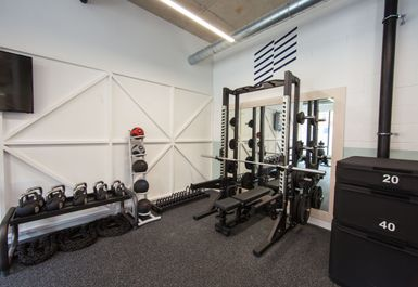 Fitness Space Surrey Quays Image 5 of 10