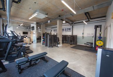 Fitness Space Surrey Quays Image 7 of 10