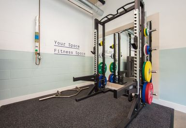 Fitness Space Surrey Quays Image 10 of 10