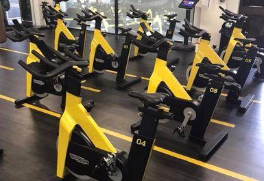 Three Sixty Fitness