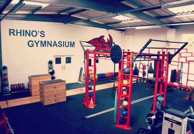 Rhino's Gymnasium Image 4 of 9
