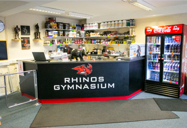 Rhino's Gymnasium Image 6 of 9