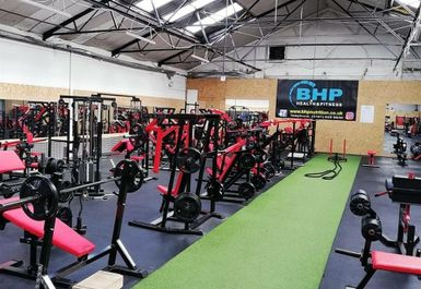 BHP HEALTH AND FITNESS Image 1 of 4