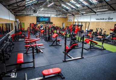 BHP HEALTH AND FITNESS