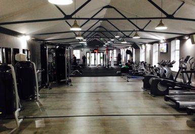 David Corfield Gymnasium Image 1 of 7