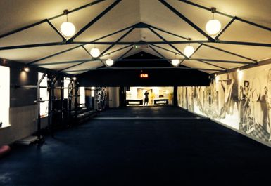 David Corfield Gymnasium Image 3 of 7