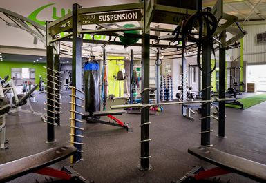 FIT FOR LIFE & CLUB ENERGY Image 1 of 6