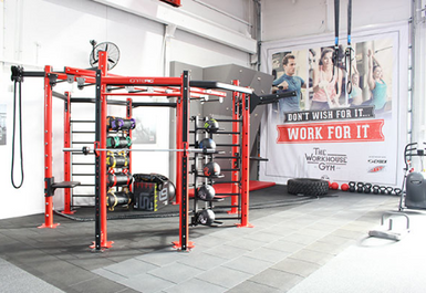 THE WORKHOUSE GYM Image 1 of 4