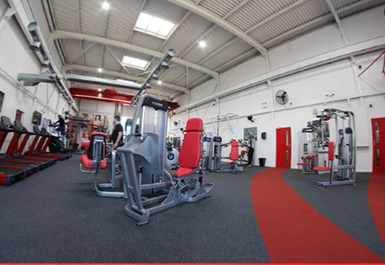 THE WORKHOUSE GYM Image 4 of 4