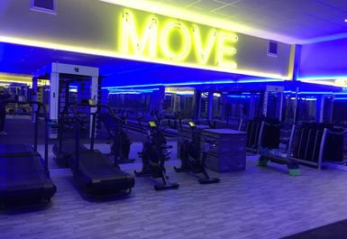 GymWorks (Euxton) Image 6 of 6