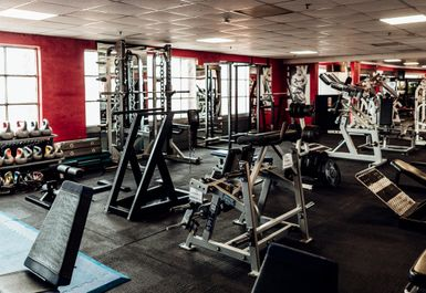 FITNESS UNLIMITED Image 2 of 9