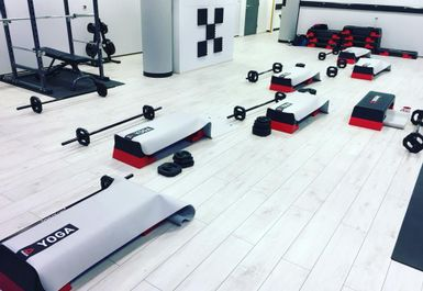 Pansanity Fitness Studio Image 3 of 7