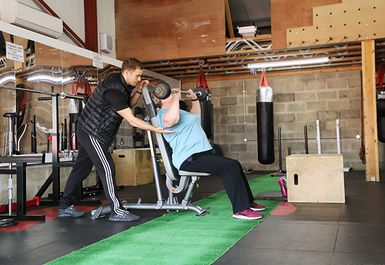 Silverback Gym & Fitness Image 4 of 6