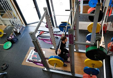 Silverback Gym & Fitness Image 3 of 6