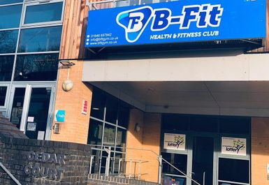 B-Fit Health and Fitness