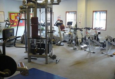 Carre's Grammar School Fitness Suite