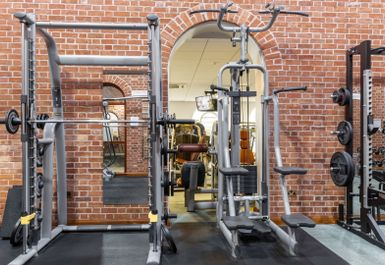 Wynnstay Coach House Fitness