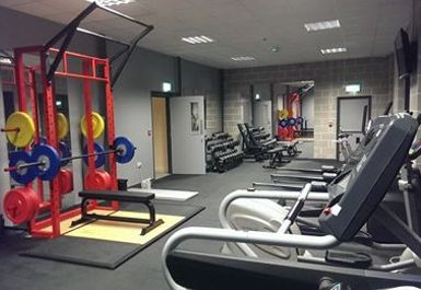 Gym 10 at Colin Glen Leisure