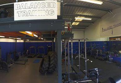 Balanced Training Image 1 of 7