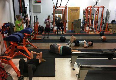 Fudgey's Health & Fitness Club