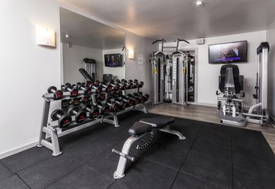 INN FITNESS & SPA AT GOSFORTH PARK HOTEL Image 3 of 10