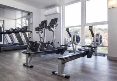 INN FITNESS & SPA AT GOSFORTH PARK HOTEL Image 8 of 10