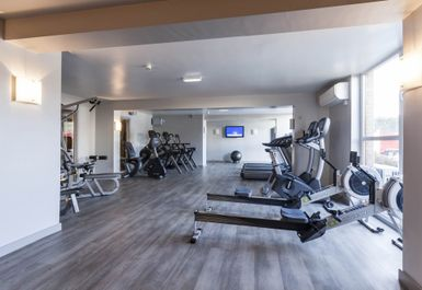 INN FITNESS & SPA AT GOSFORTH PARK HOTEL Image 9 of 10