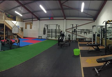 THE WORKHOUSE GYM Image 6 of 6