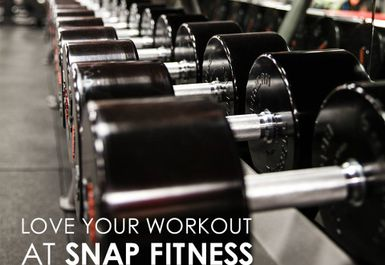Snap Fitness (Radstock) Image 1 of 3