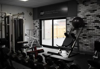 Revolution Fitness and Forthill Squash Club