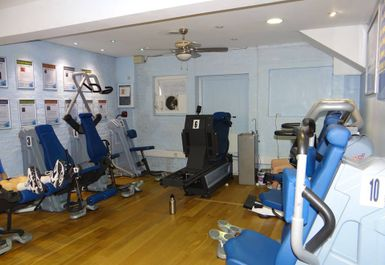 The Fitness Zone (Reigate)