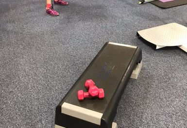 Take Thirty Womens Gym