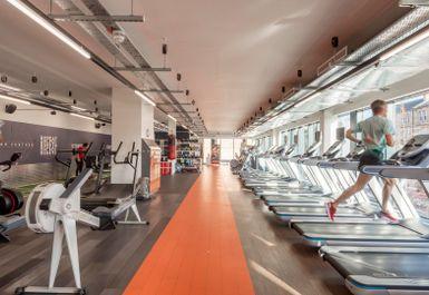 Places Gym Edinburgh