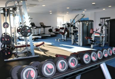 ROSE HILL COMMUNITY CENTRE GYM