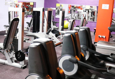 Anchor Strength & Fitness Ladies Gym
