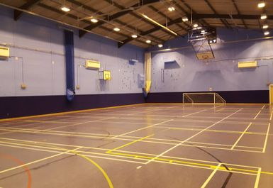 WOTTON COMMUNITY SPORTS CENTRE