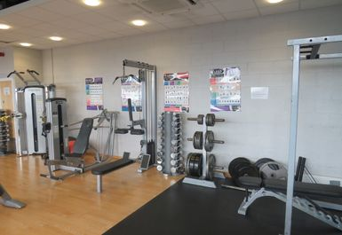 The MFG Sports Centre