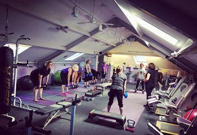 Zest Ladies Health And Fitness