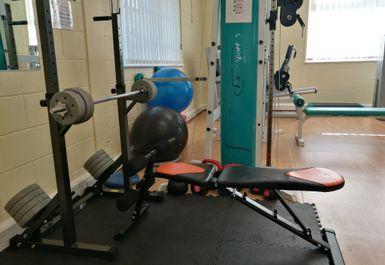The QFit Gym