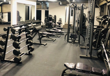 GYM ON LONDON