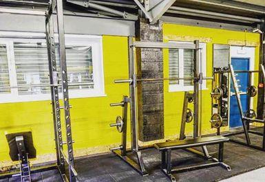 Iron Foundry Gym